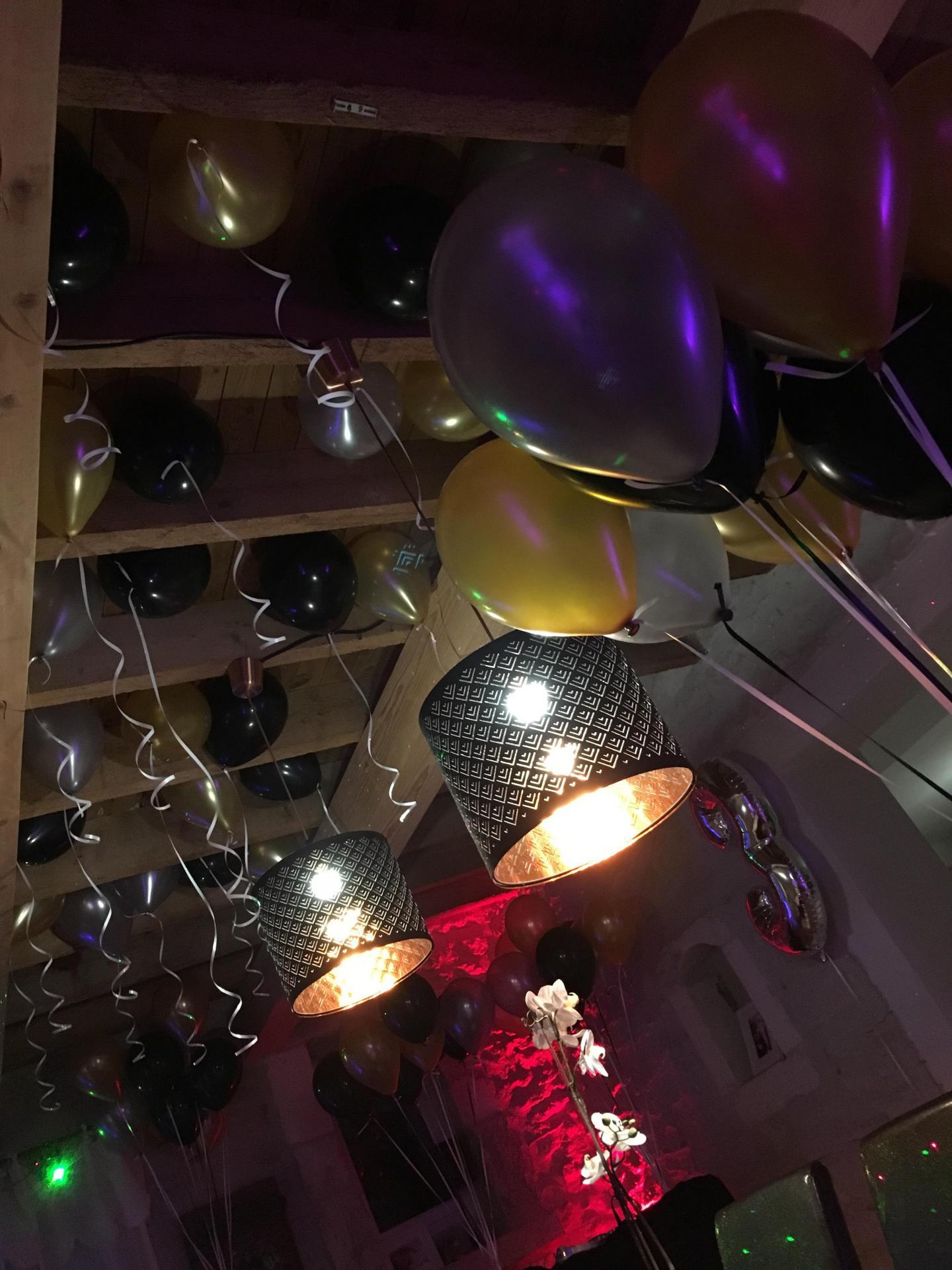 Ballons Anniversaire