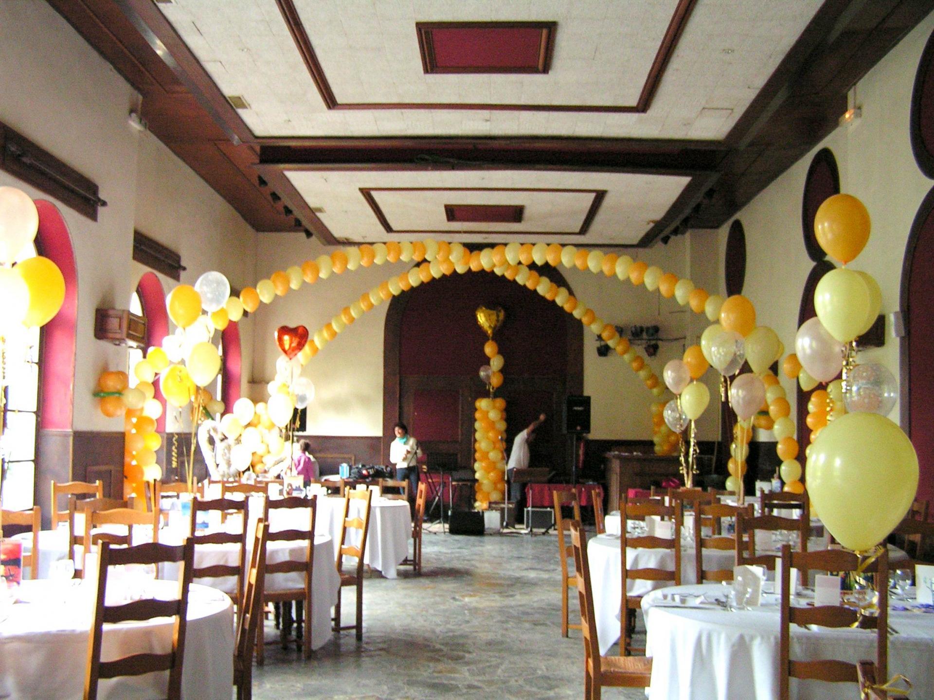 Arche de Ballons Mariage