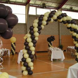 Arche en Ballon pour Mariage
