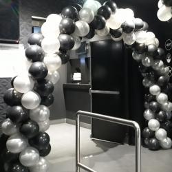 Arche avec ballons
