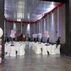 Centre de table helium ballon