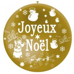 Joyeux Noël Ballon
