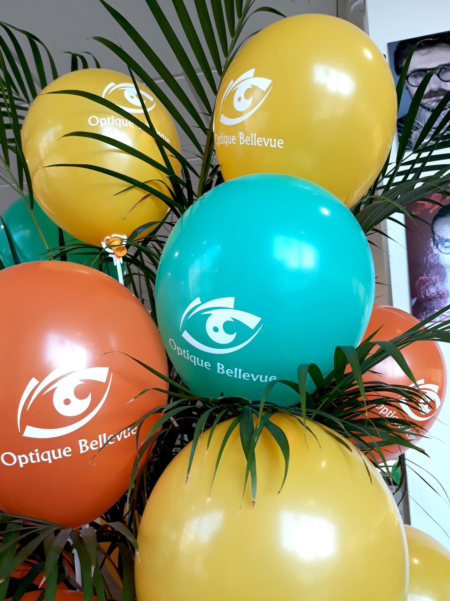 Ballon imprimé 1 couleur