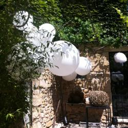 Décoration Ballons extérieure