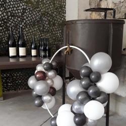 Ballons Soirée Vins & Champagne