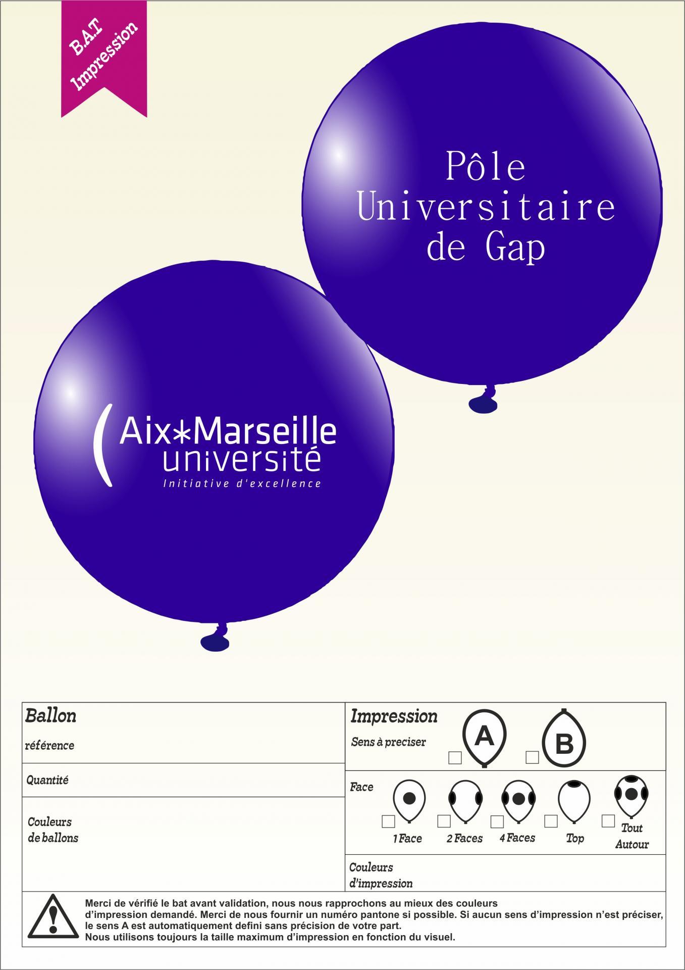Logo hélium Ballon