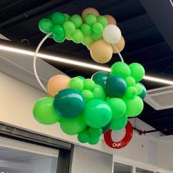 Cerceau ballon organique
