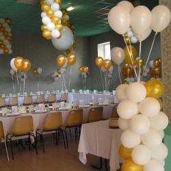 Ballon et hélium