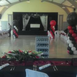 Montage de Ballons pour Mariage