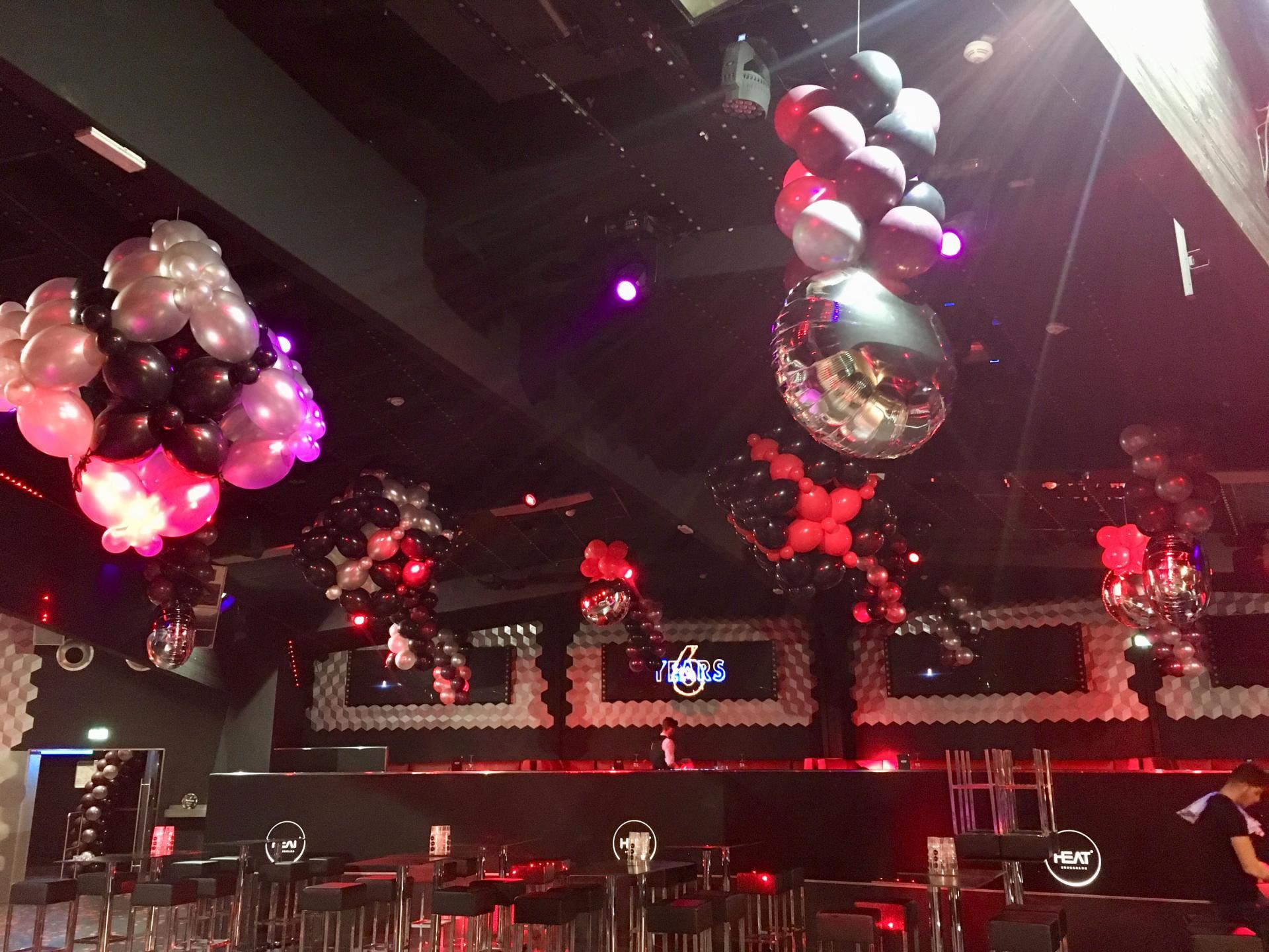 Ballon soirée