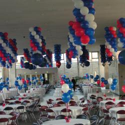 Colonnes de Ballons