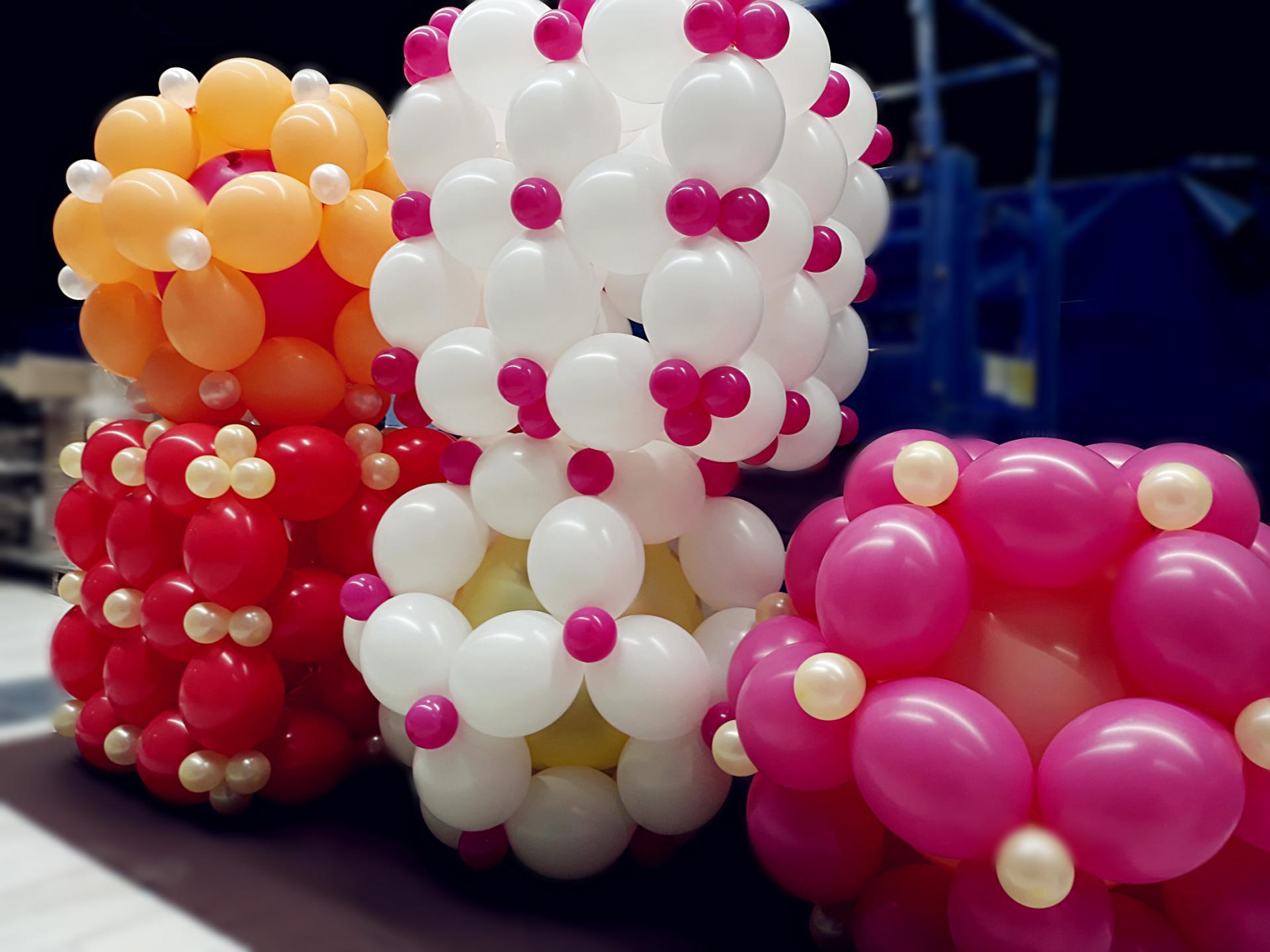 Structure de ballon