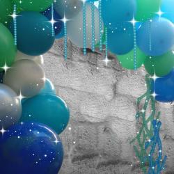 Décor avec Ballons pour Anniversaire
