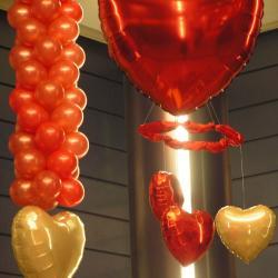 Décor Saint Valentin
