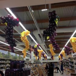 Décoration pour Foire aux Vins