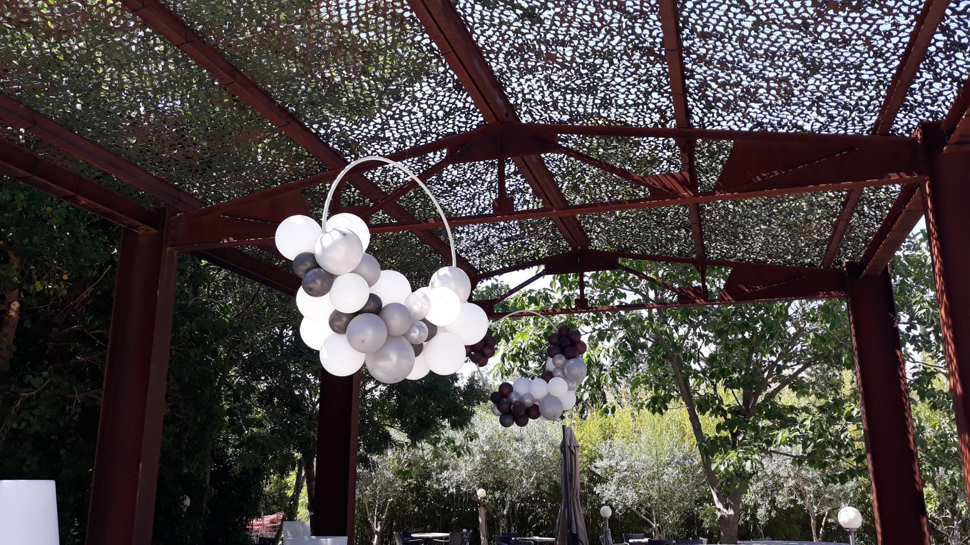 Cerceau Ballons organiques