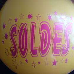 Ballon géant personnalisé