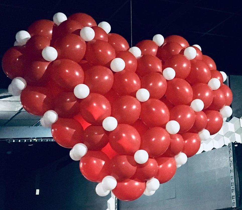Coeur Ballons