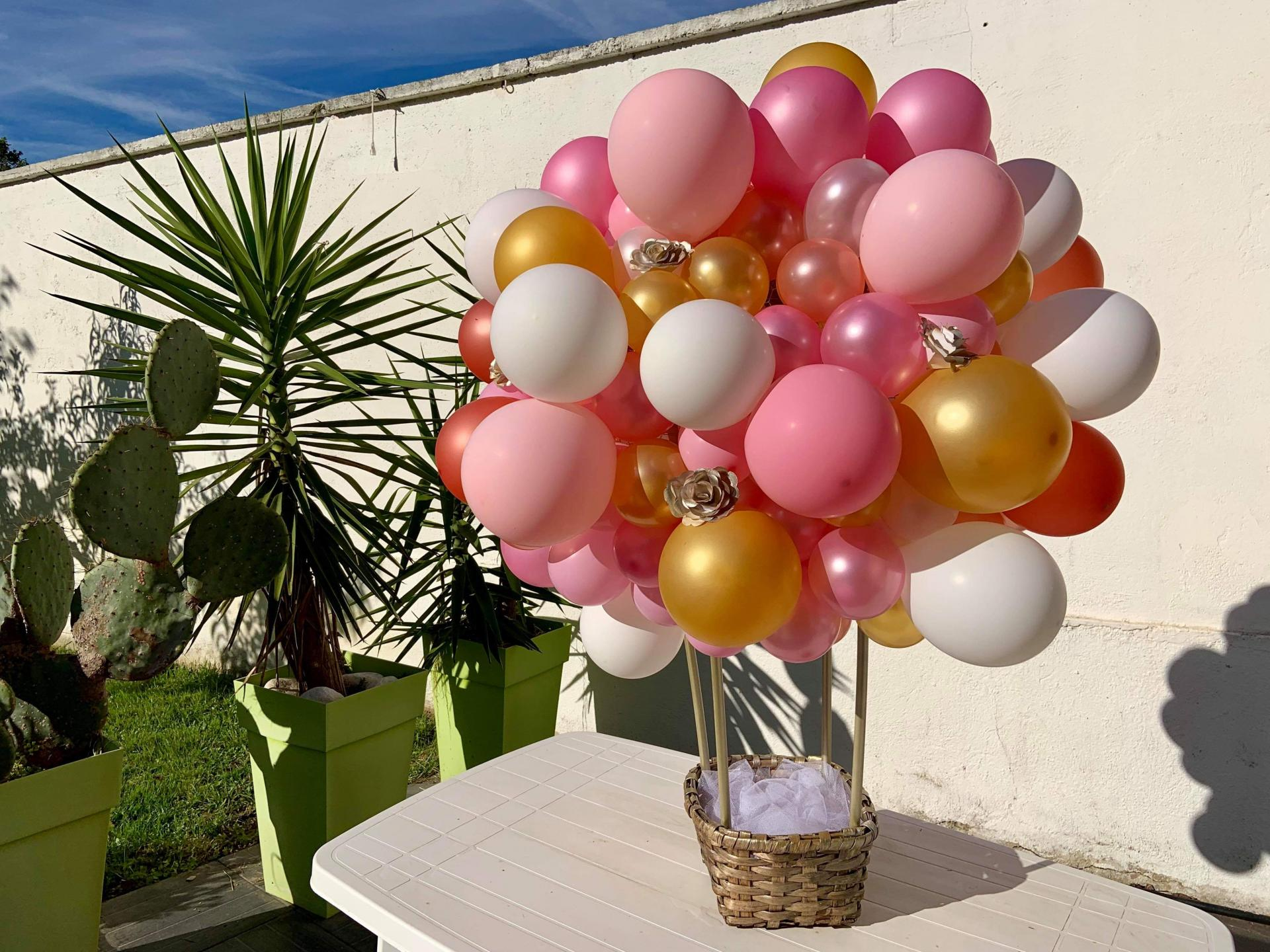 Montgolfière Ballons