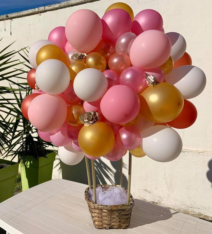 Montgolfiere ballon