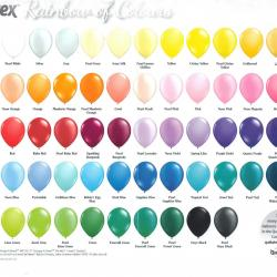 Déco Concept, gamme de Ballons Qualatex
