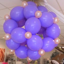 Sphère en ballons