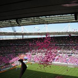 Tomber de Ballons Final du Top 14