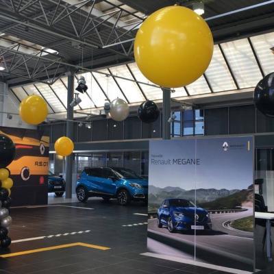 Décoration Garage Renault