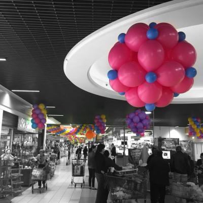 Déco Ballon Montpellier