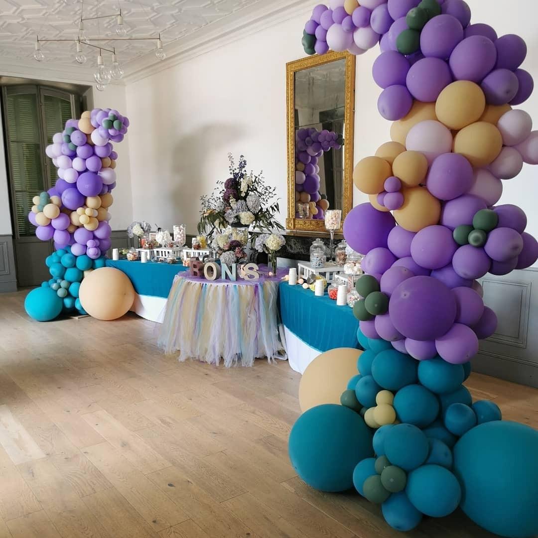 Decoration ballon organique haut de gamme
