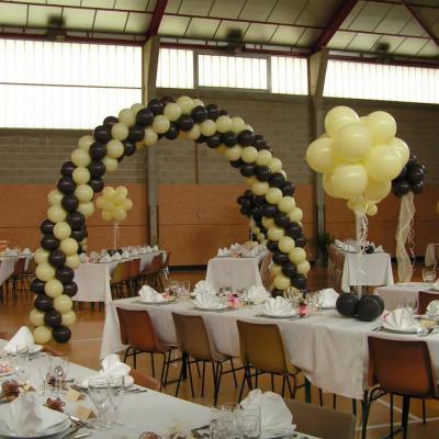 Déco Mariage Originale avec Ballons