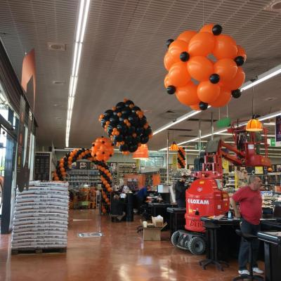 Inauguration avec Ballons