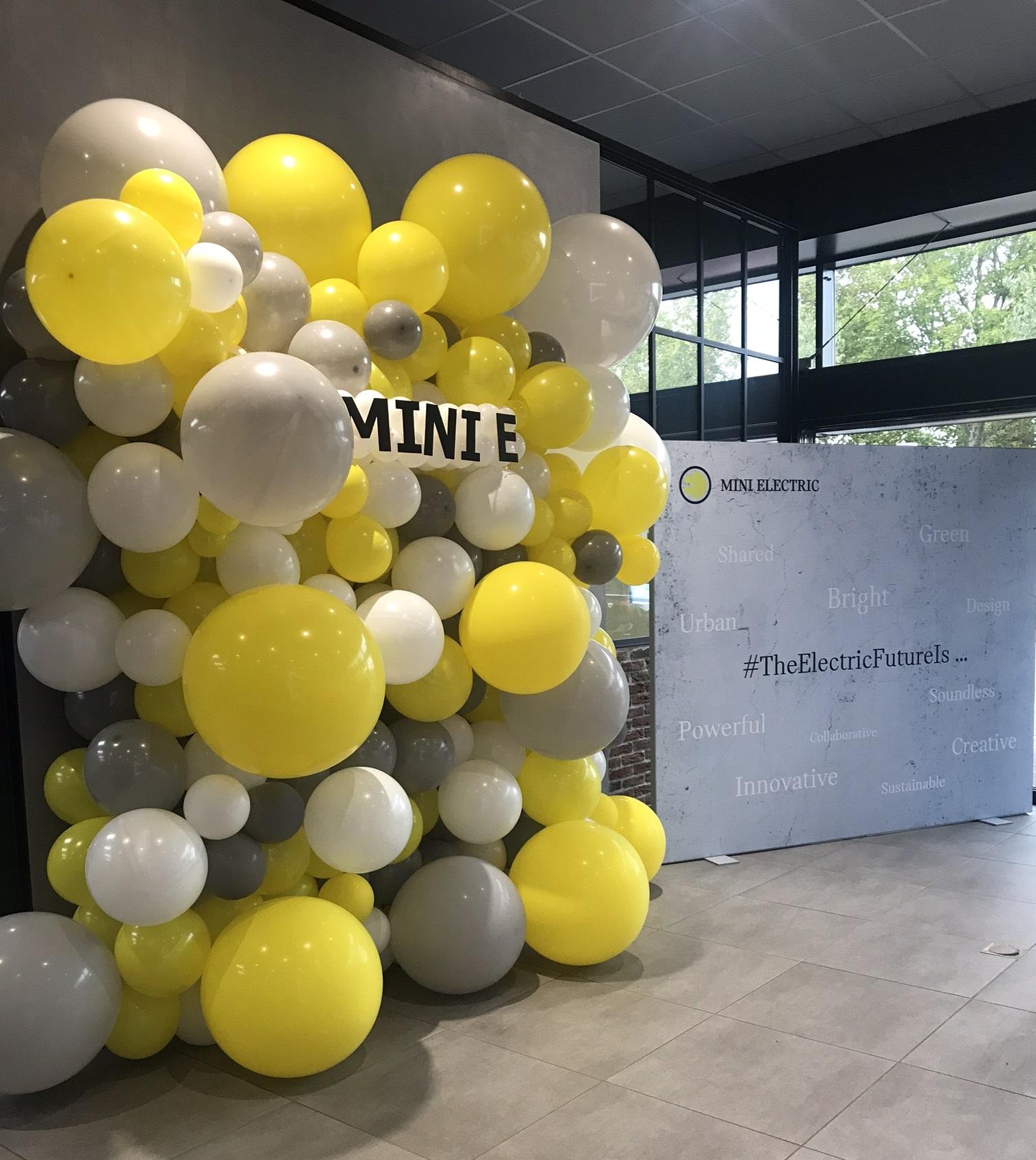 Mur Ballons Photo call