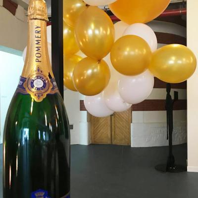 Soirée Champagne Pommery