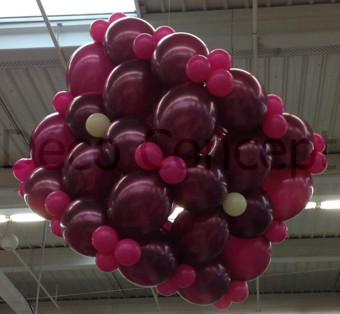 Structure en Ballons