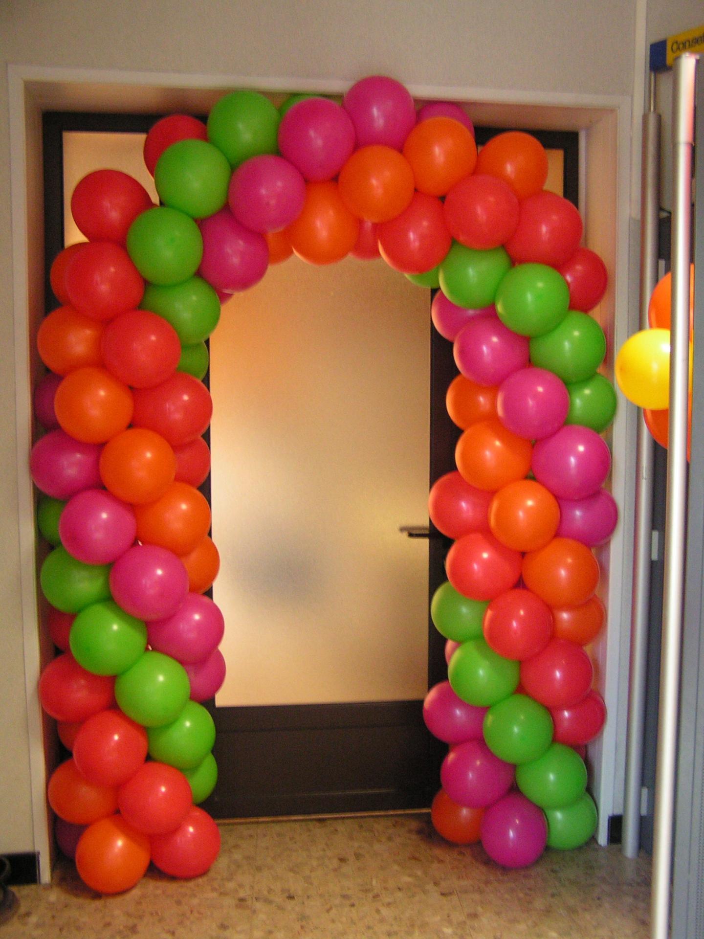 Kit arche ballon