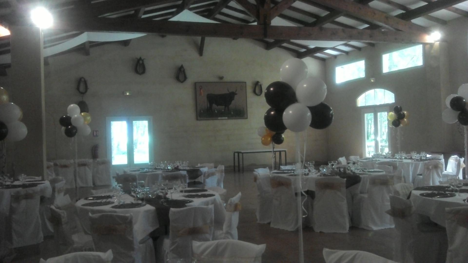 Bouquet hélium ballon