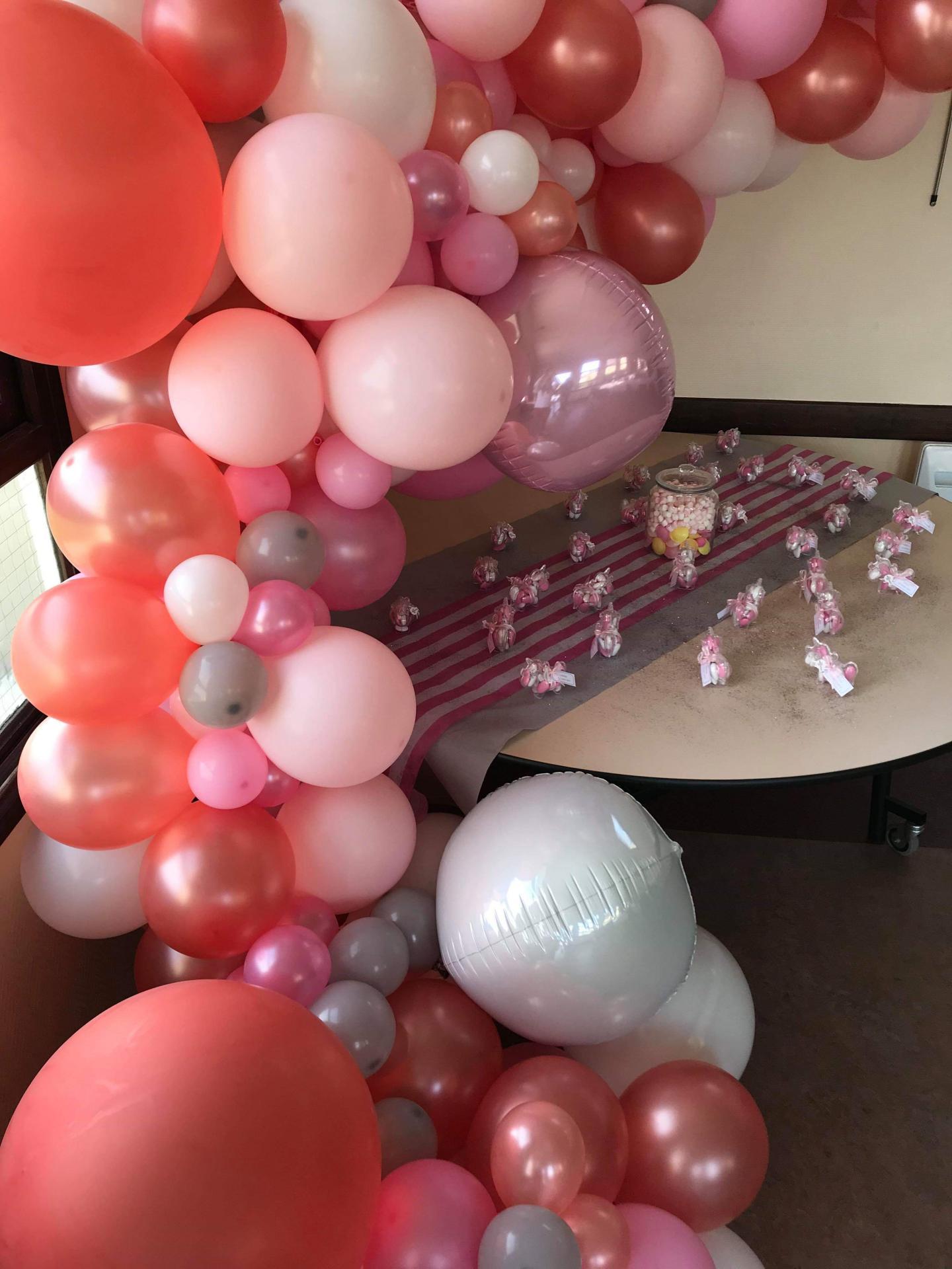 Demi arche de Ballons Épernay