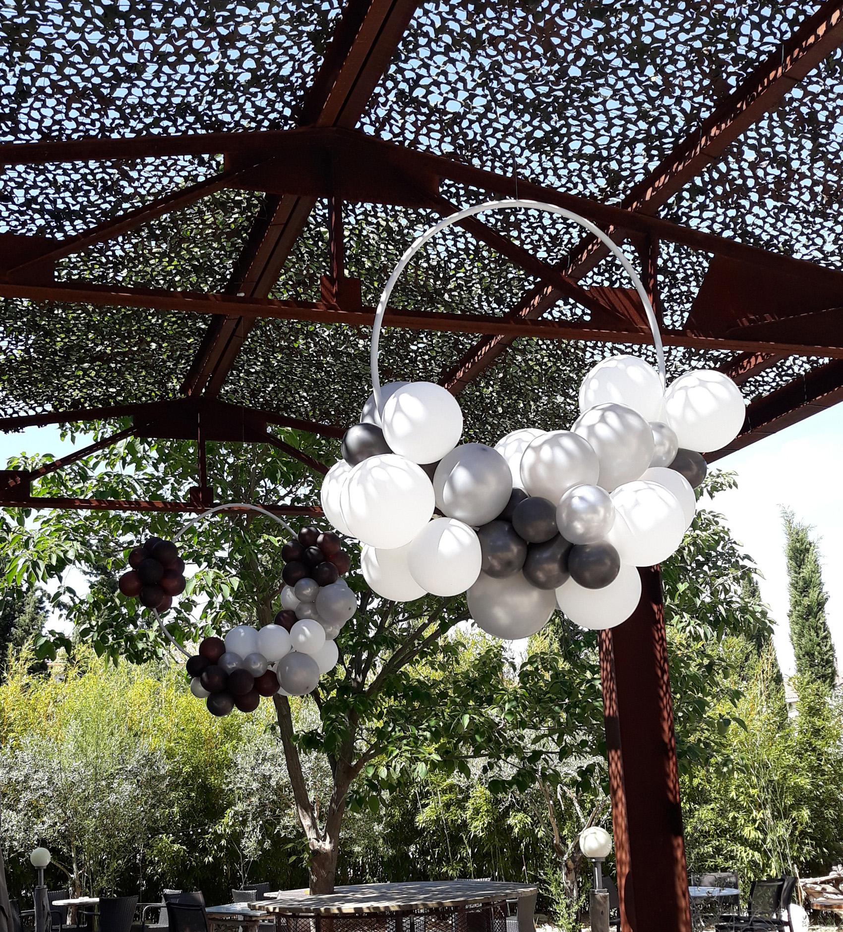 Déco Ballon Organique pour soirée