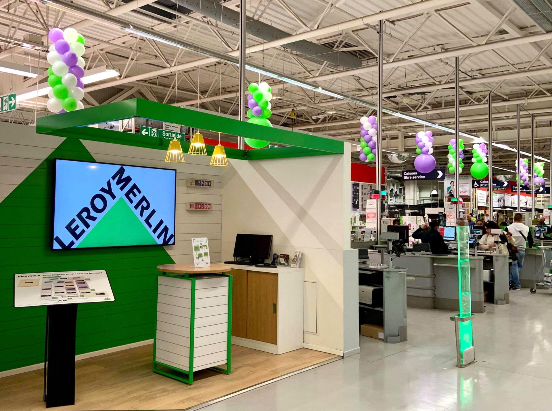 Ballons Anniversaire magasin