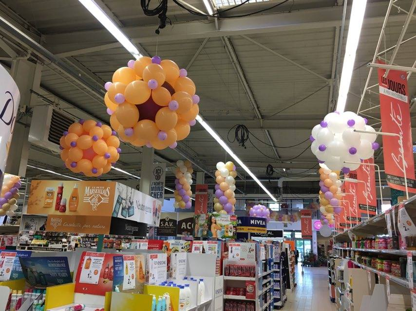 Boules de ballons