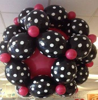 Décors en Ballons beaudruche