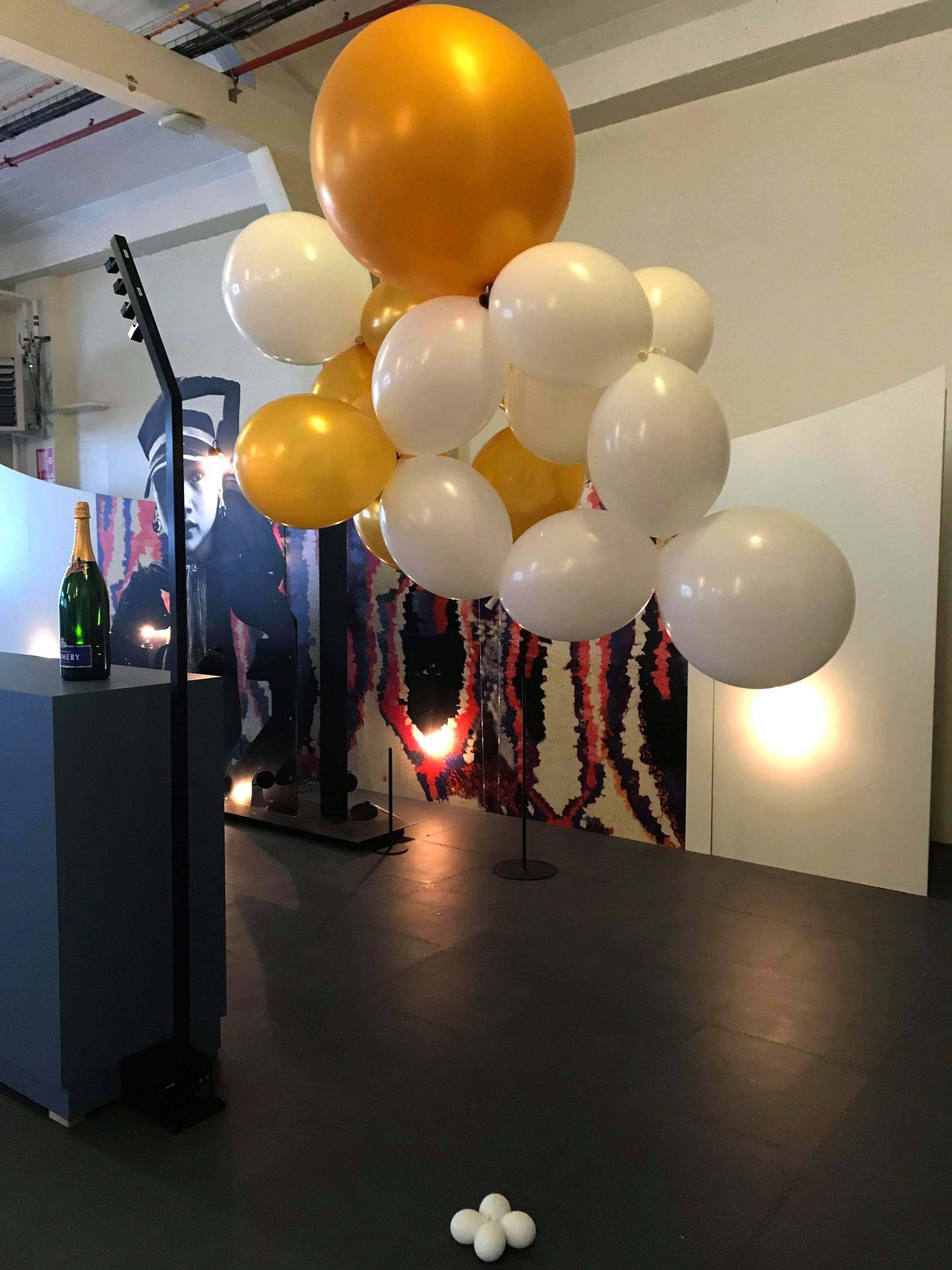 Bouquet ballon hélium