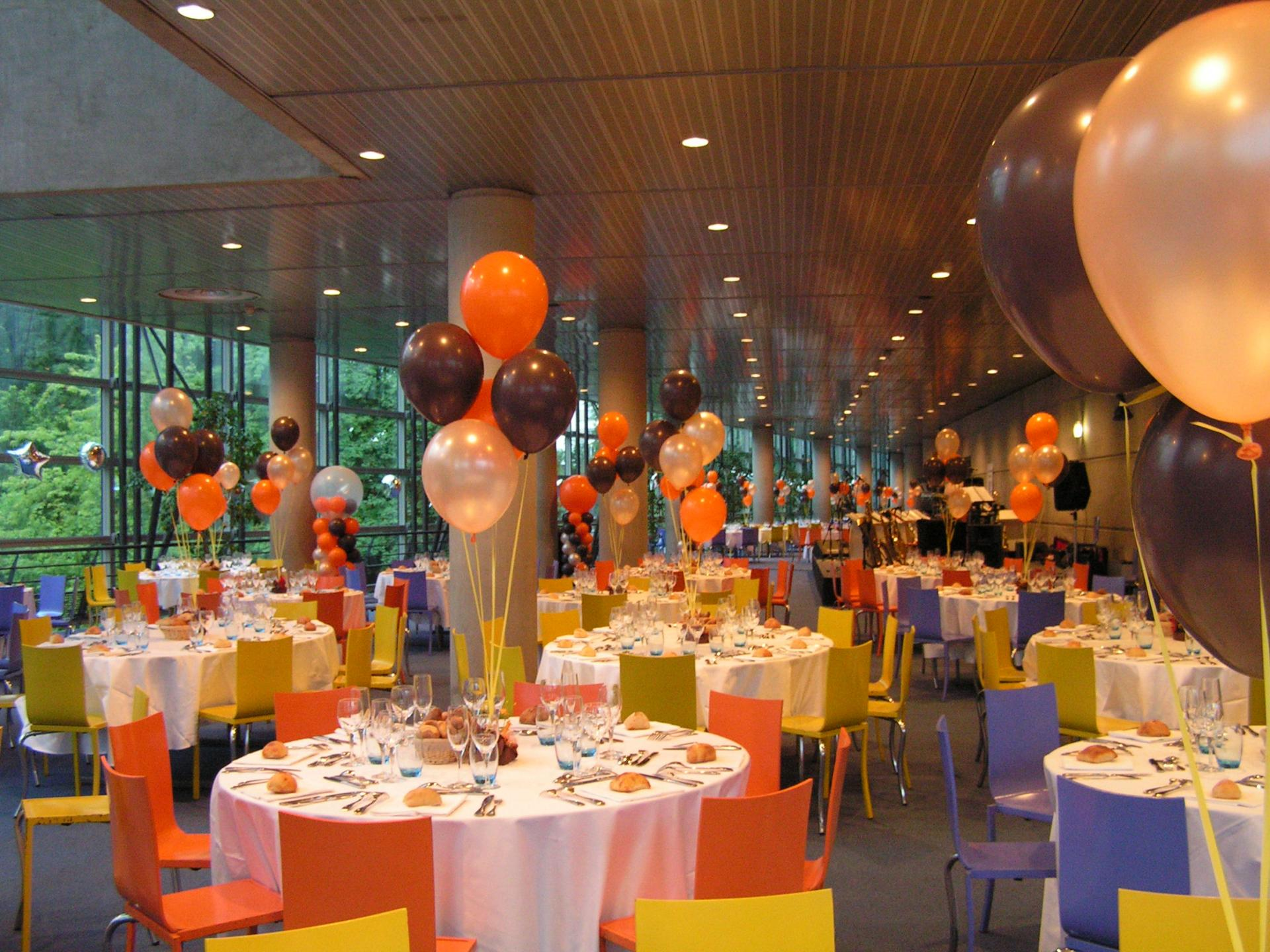 Decoration Avec Ballons Helium