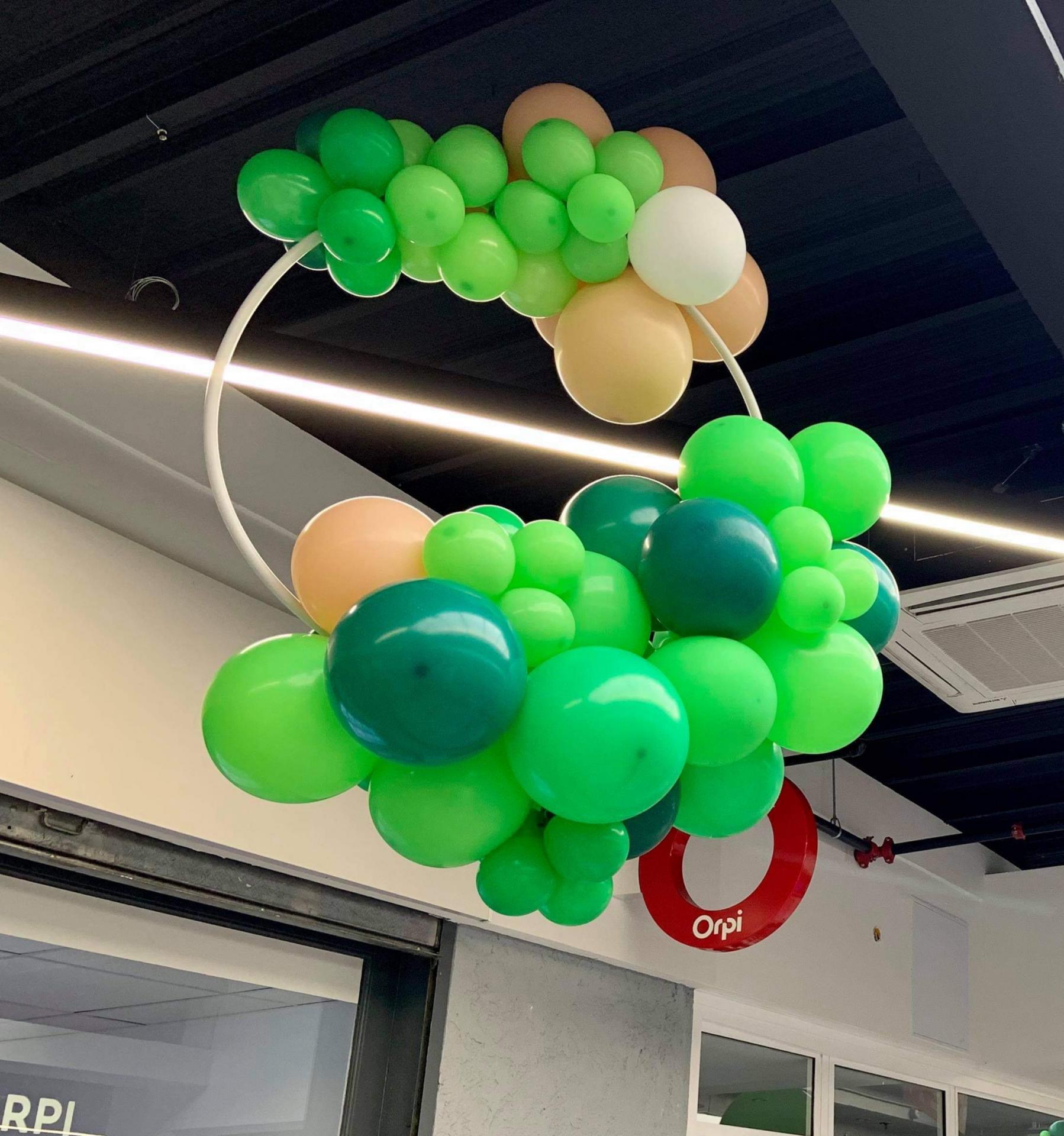 Cerceau Ballon organique Déco