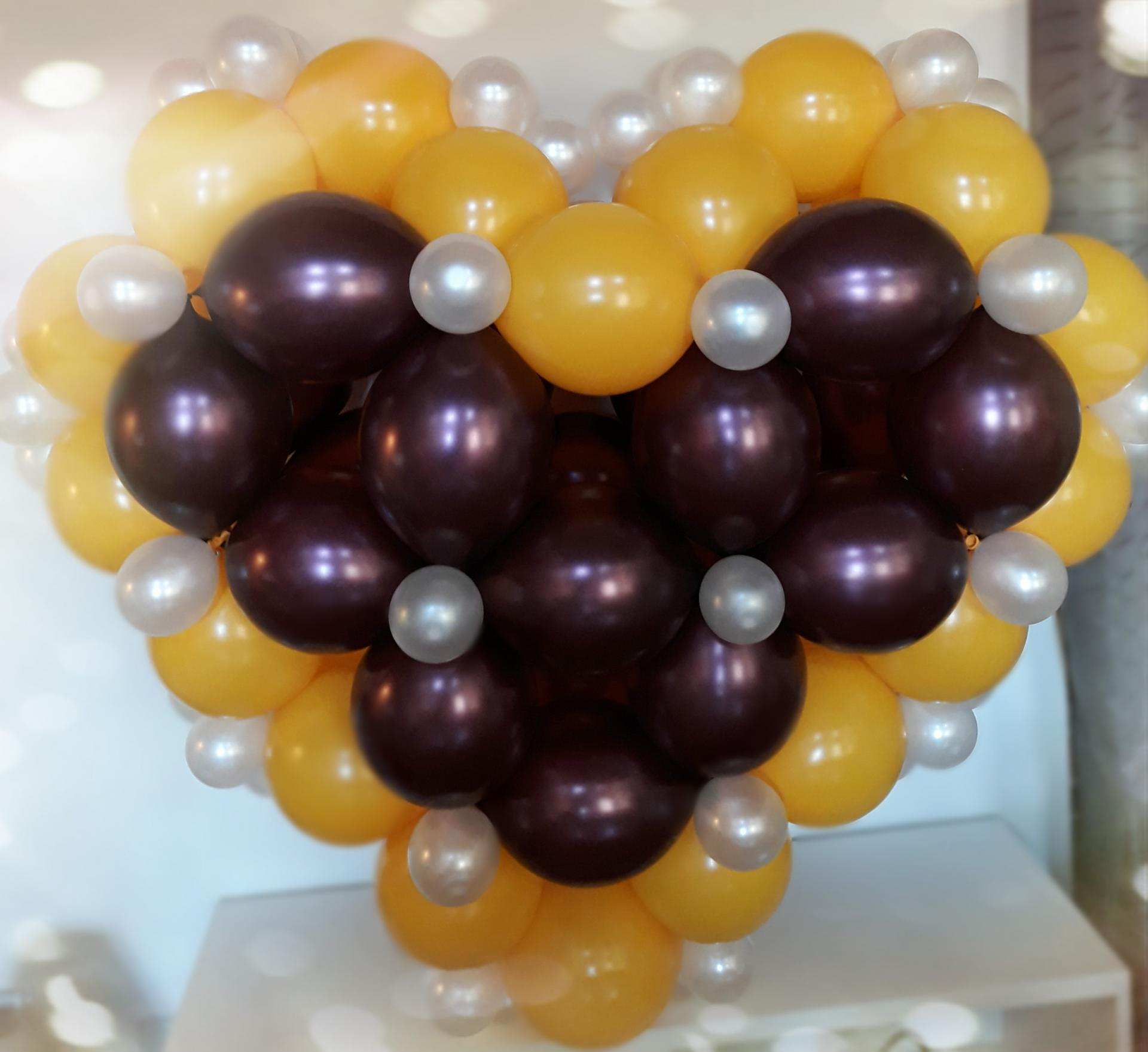 Ballon coeur