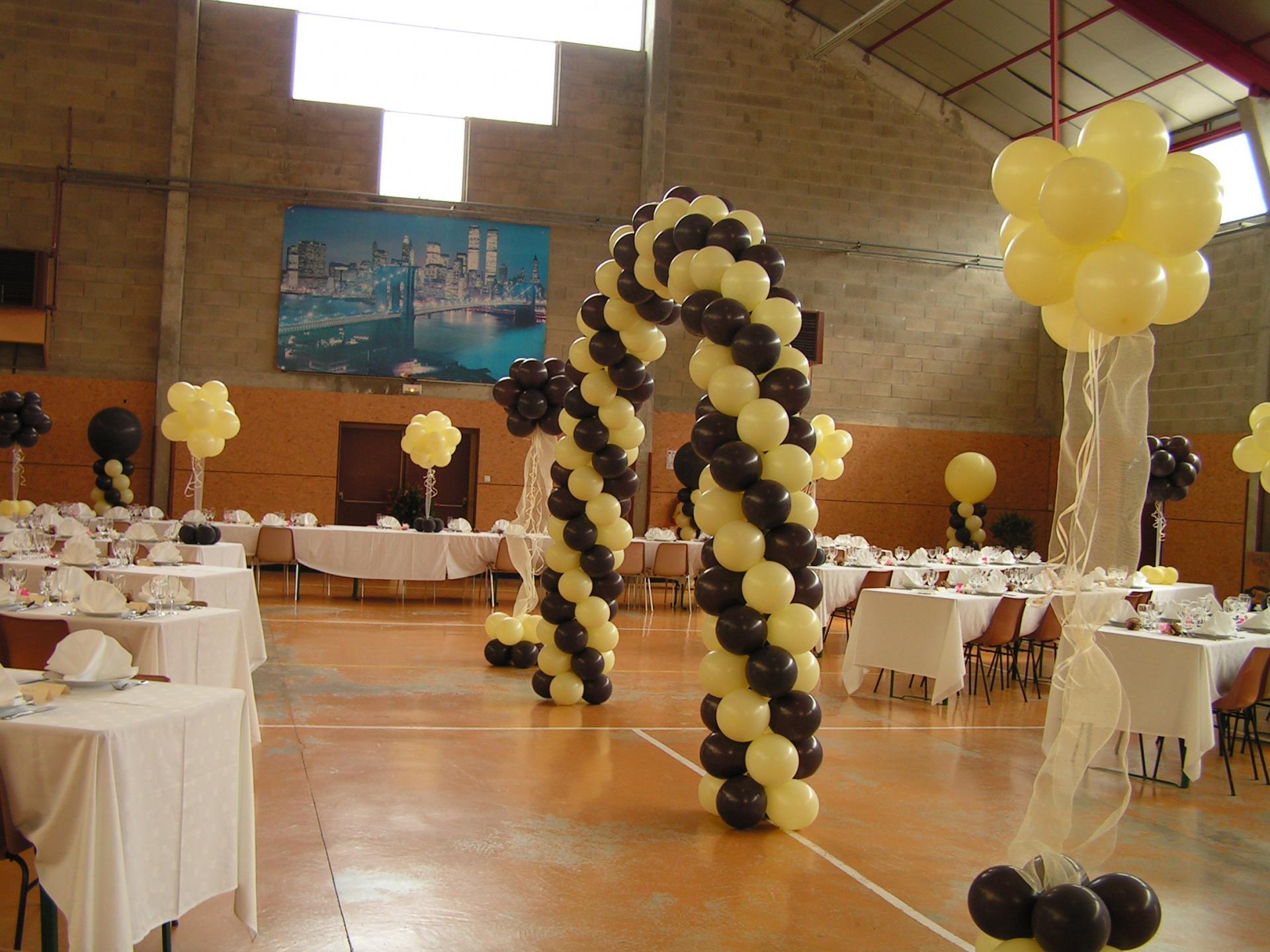 Arche de Ballons à l'helium