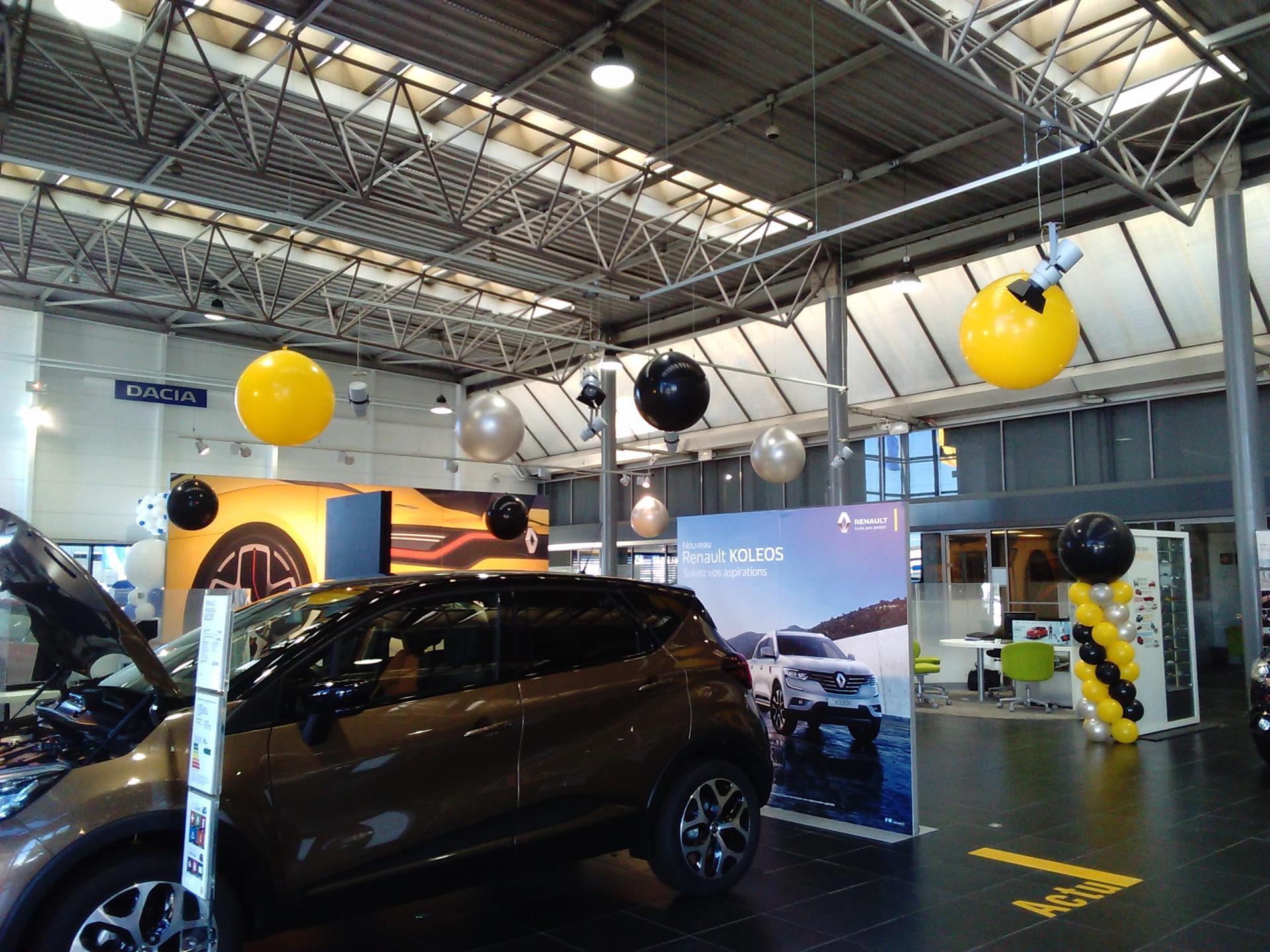 Garage Renault Industrie