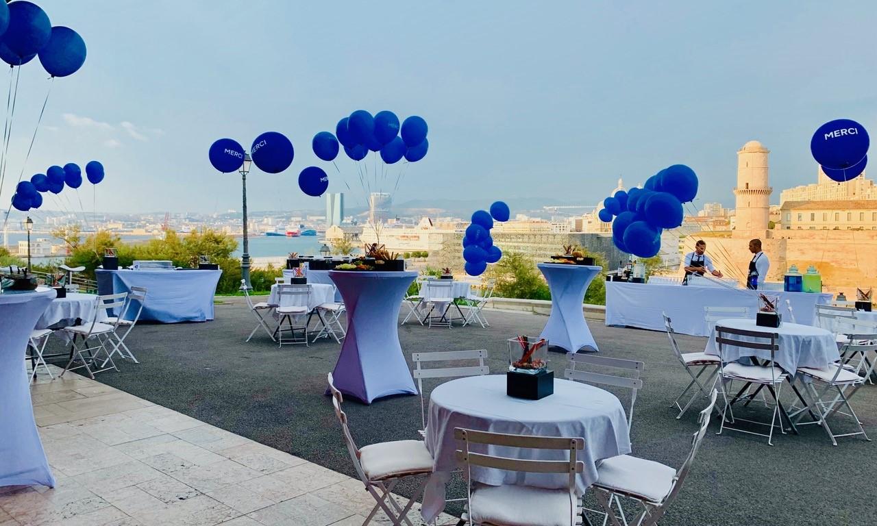 Soirée Espace Vieux Port Marseille