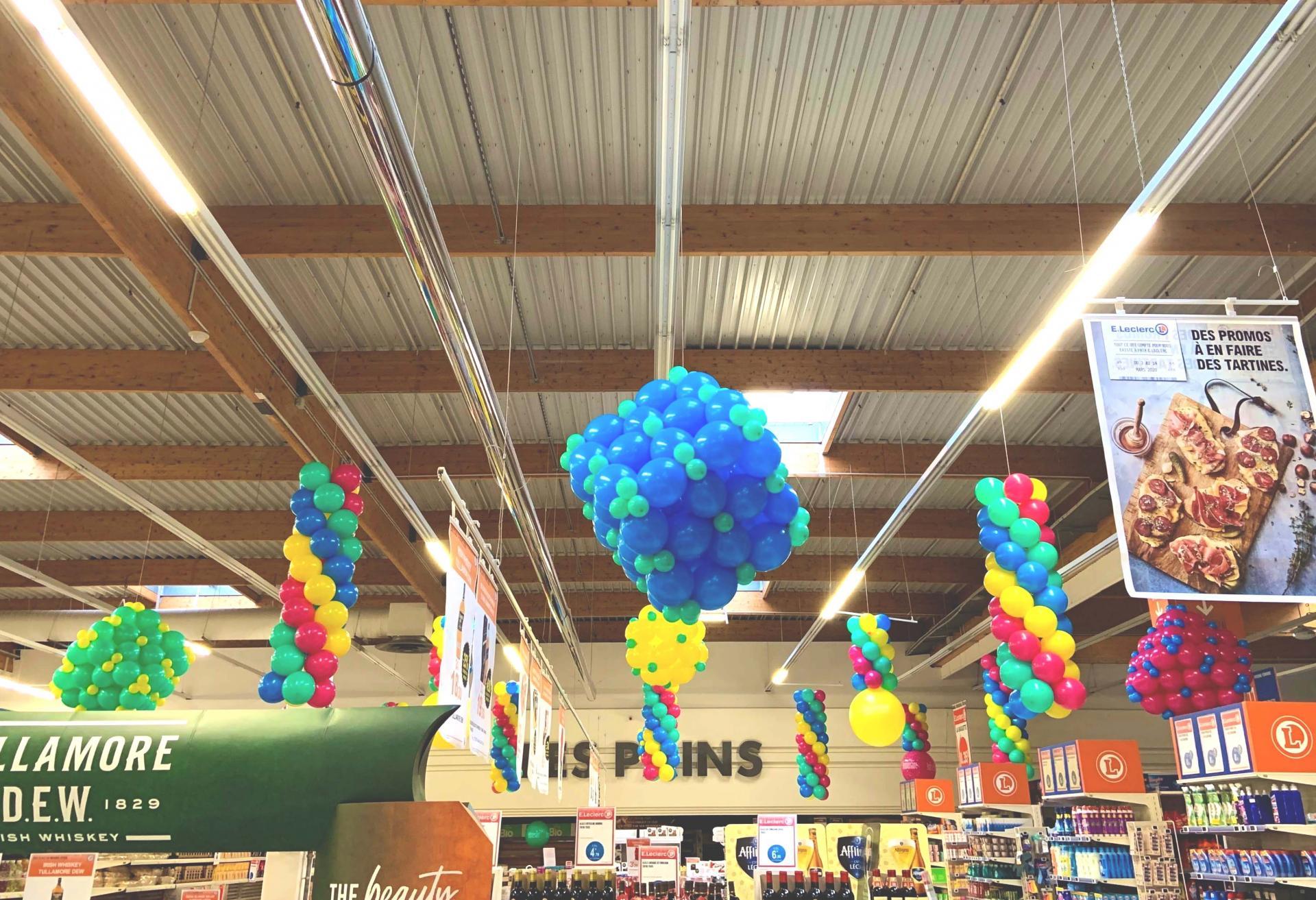 Prestation de Ballons sur mesure